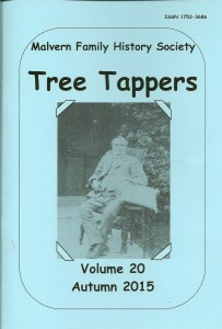 Tree Tappers Sept 2015