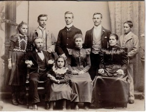 Joseph Brooks Wadham & Family 2