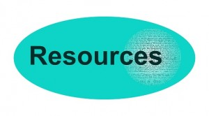 Resources button sized