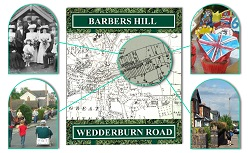 The Wedderburn Road website