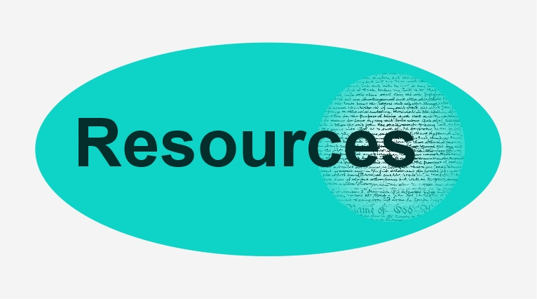 Resources - click to find out about the resources available to members
